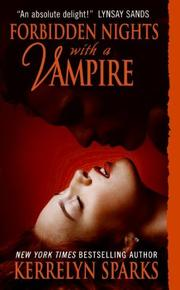 Cover of: Forbidden Nights with a Vampire (Love at Stake, Book 7) | Kerrelyn Sparks