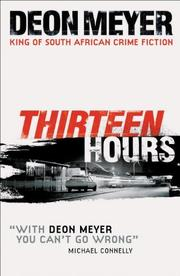 Cover of: Thirteen Hours