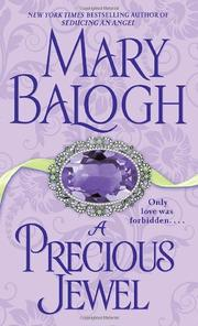 Cover of: A Precious Jewel