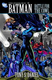 Cover of: Batman: battle for the cowl companion