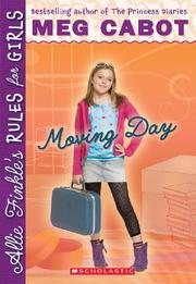 Cover of: Moving Day (Allie Finkle's Rules for Girls)