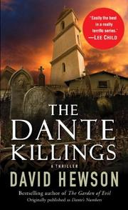 Cover of: The Dante Killings: A Thriller