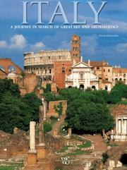 Cover of: Italy: A Journey in Search of Great Art and Archaeology