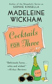 Cover of: Cocktails for three