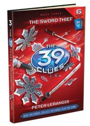 Cover of: The 39 Clues Book 3: The Sword Thief