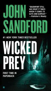 Cover of: Wicked Prey
