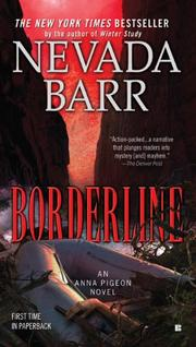 Cover of: Borderline (Anna Pigeon)