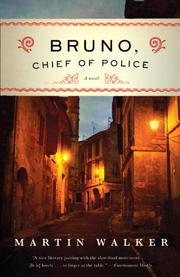 Cover of: Bruno, Chief of Police (Vintage)