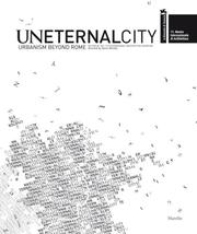 Cover of: Uneternal City: Urbanism Beyond Rome