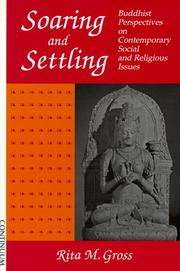 Cover of: Soaring and settling | Rita M. Gross