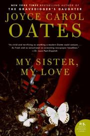 Cover of: My Sister, My Love