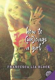 Cover of: How to (Un)cage a Girl