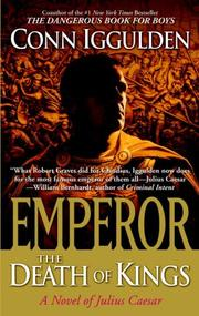 Cover of: Emperor: The Death of Kings: A Novel of Julius Caesar (The Emperor Series)