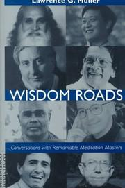 Cover of: Wisdom roads