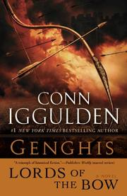 Cover of: Genghis: Lords of the Bow: A Novel