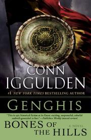 Cover of: Genghis: Bones of the Hills: A Novel
