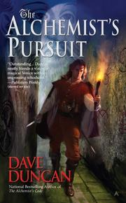 Cover of: The Alchemist's Pursuit