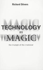 Cover of: Technology As Magic