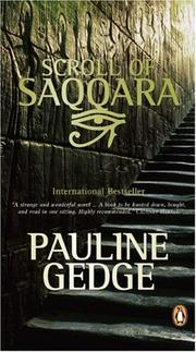 Cover of: Scroll of Saqqara