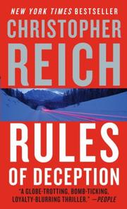 Cover of: Rules of Deception | Christopher Reich
