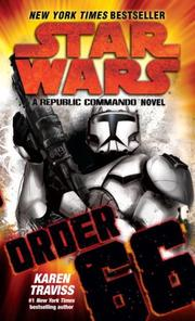 Cover of: Order 66 (Star Wars: Republic Commando)
