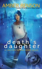 Cover of: Death's Daughter | Amber Benson
