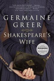 Cover of: Shakespeare's Wife