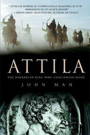 Cover of: Attila: The Barbarian King Who Challenged Rome
