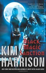 Cover of: Black Magic Sanction (Rachel Morgan, Book 8)