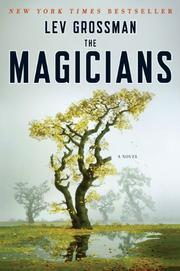Cover of: The Magicians | Lev Grossman