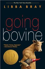 Cover of: Going bovine
