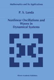 Cover of: Nonlinear oscillations and waves in dynamical systems