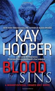 Cover of: Blood Sins: A Bishop/Special Crimes Unit Novel (Bishop/Special Crimes Unit: Blood Trilogy)