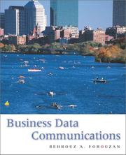 Cover of: Business Data Communications
