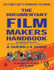 Cover of: The Documentary Film Makers Handbook | Genevieve Jolliffe