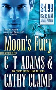 Cover of: Moon's Fury (Tales of the Sazi)