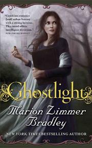 "Cover of: Ghostlight (""Light"")"