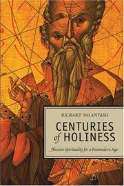 Cover of: Centuries of holiness | Richard Valantasis
