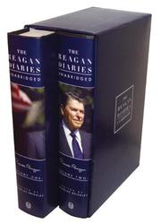 Cover of: The Reagan diaries unabridged