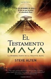 Cover of: El testamento Maya