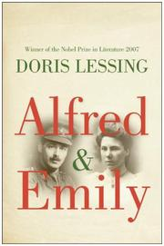 Cover of: Alfred and Emily: A Novel
