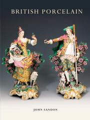 Cover of: British Porcelain (Shire Collections)