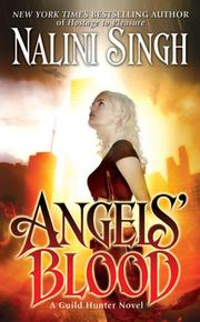 Cover of: Angels' Blood