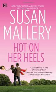 Cover of: Hot on Her Heels (Lone Star Sisters) (Hqn)