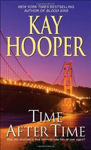 Cover of: Time After Time: A Novel