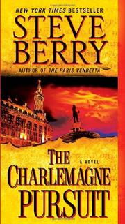 Cover of: The Charlemagne Pursuit: A Novel