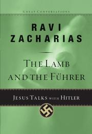 Cover of: The Lamb and the Fuhrer: Jesus Talks with Hitler (Great Conversations)