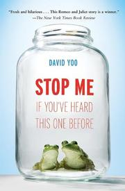 Cover of: Stop Me If You've Heard This One Before | David Yoo