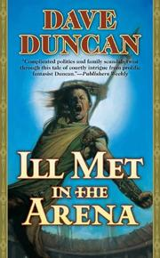 Cover of: Ill Met in the Arena