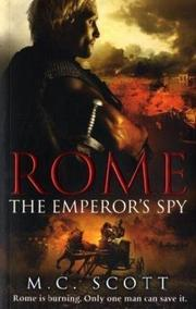 Cover of: Rome: The Emperor's Spy